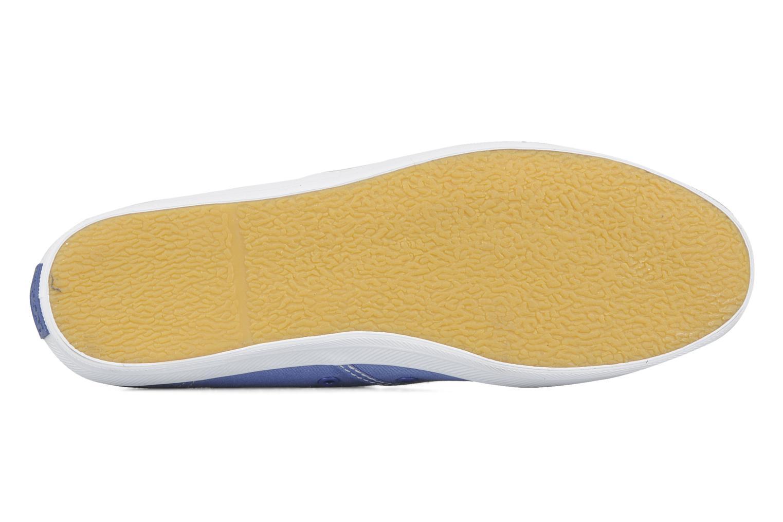 Sneaker Keds Champion washed canvas blau ansicht von oben