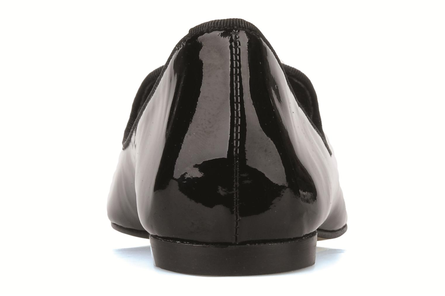 Loafers Georgia Rose Theadia Black view from the right