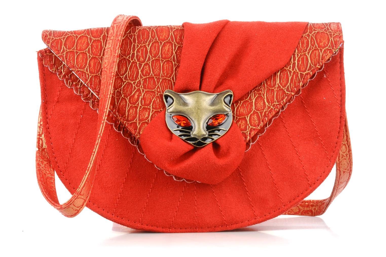 Handbags Irregular choice Miaow cross body Red detailed view/ Pair view