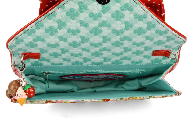 Borse Irregular choice Lola cross body Rosso immagine posteriore
