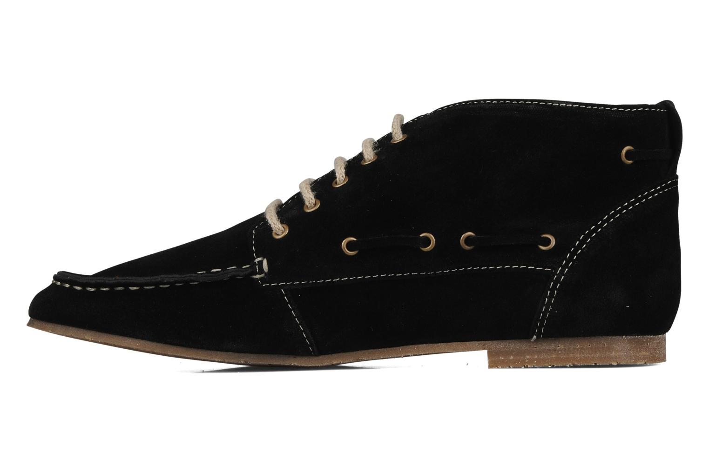 Sandales et nu-pieds Jonak Charlotte Noir vue face