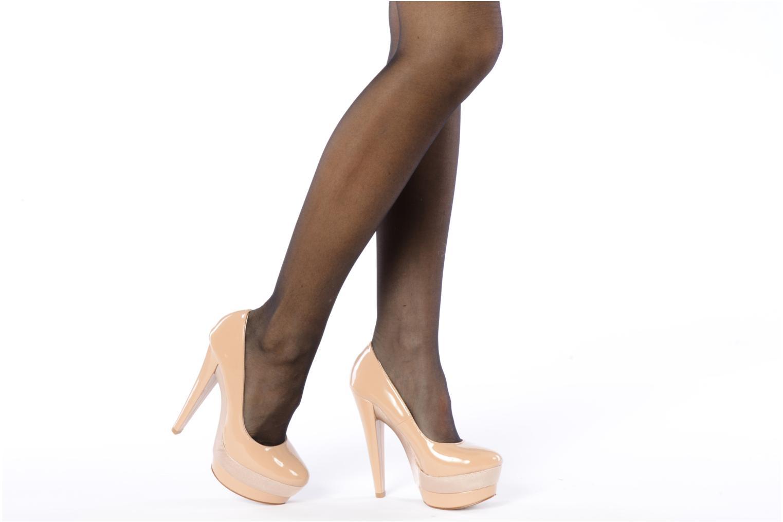 Décolleté I Love Shoes Jupiter Beige immagine dal basso