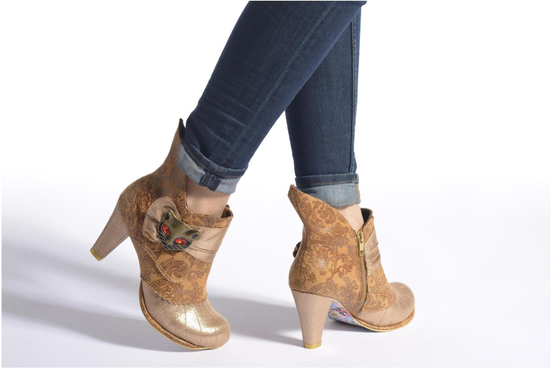 Boots en enkellaarsjes Irregular Choice Miaow Zwart onder