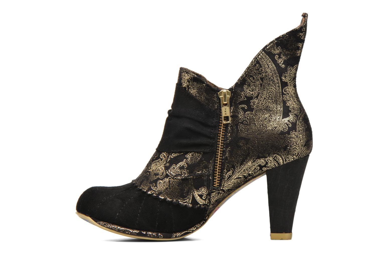 Boots en enkellaarsjes Irregular Choice Miaow Zwart voorkant