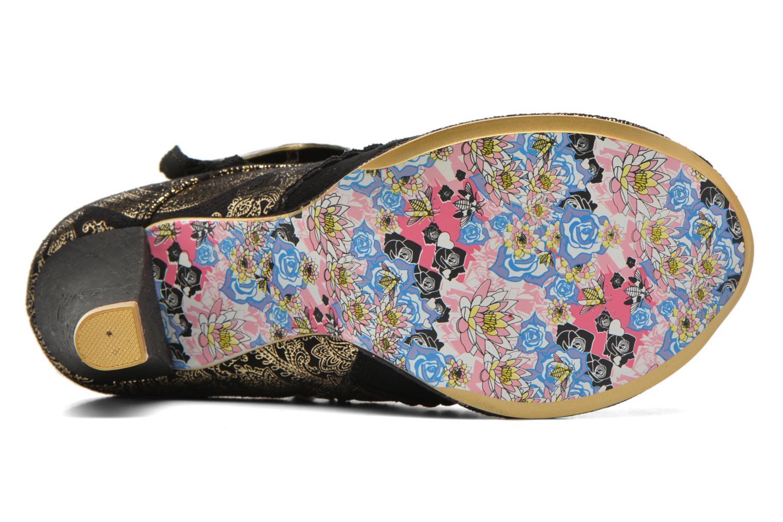 Boots en enkellaarsjes Irregular Choice Miaow Zwart boven
