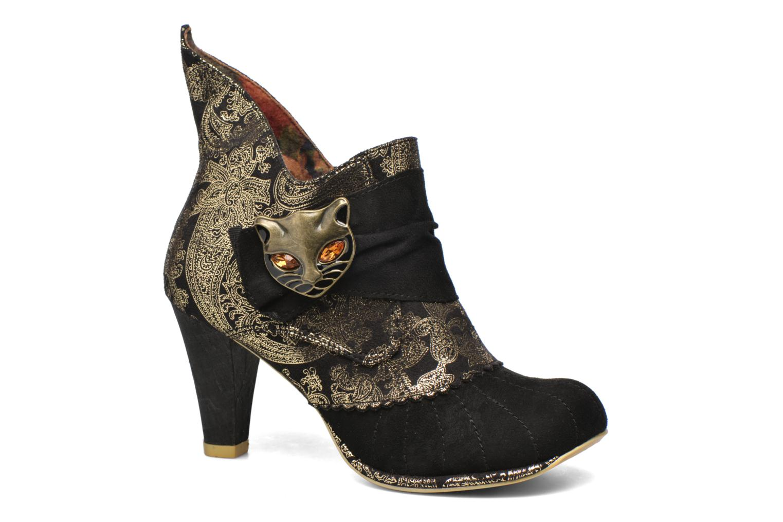 Boots en enkellaarsjes Irregular Choice Miaow Zwart detail