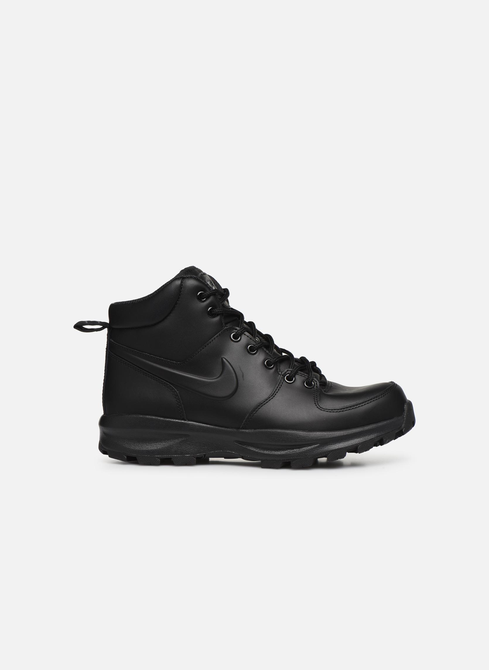 Bottines et boots Nike Manoa leather Noir vue derrière