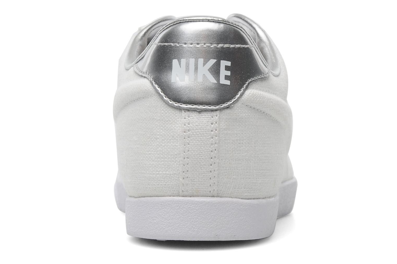 Sneakers Nike Wmns nike racquette Hvid Se fra højre