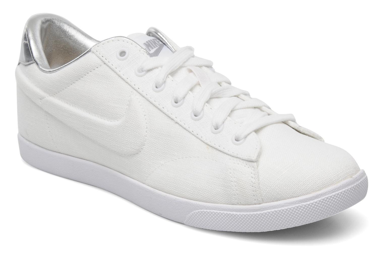 Sneakers Nike Wmns nike racquette Hvid detaljeret billede af skoene
