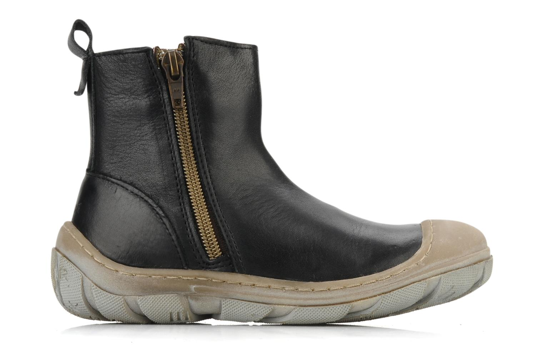 Ankle boots Bisgaard Lavande Black back view