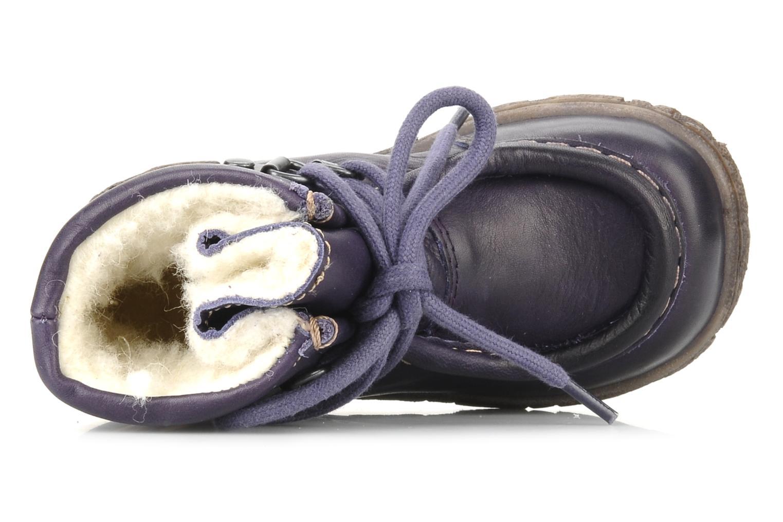 Bottines et boots Bisgaard Loona Violet vue gauche