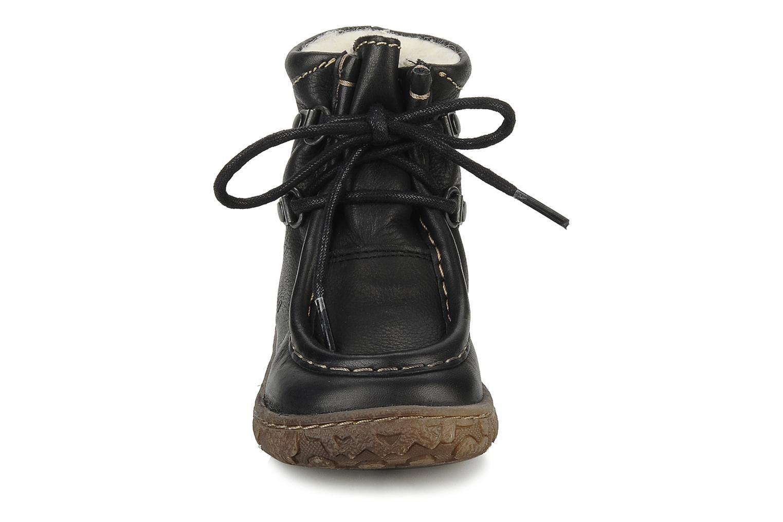 Ankle boots Bisgaard Loona Black model view