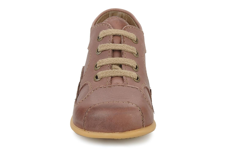 Ankle boots Bisgaard Galipette Beige model view