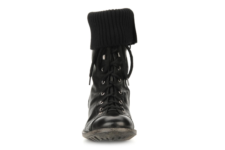 Boots en enkellaarsjes Eden Nems Zwart model