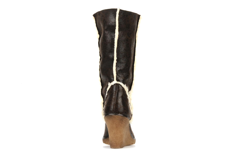 Boots en enkellaarsjes Eden Monta Bruin rechts