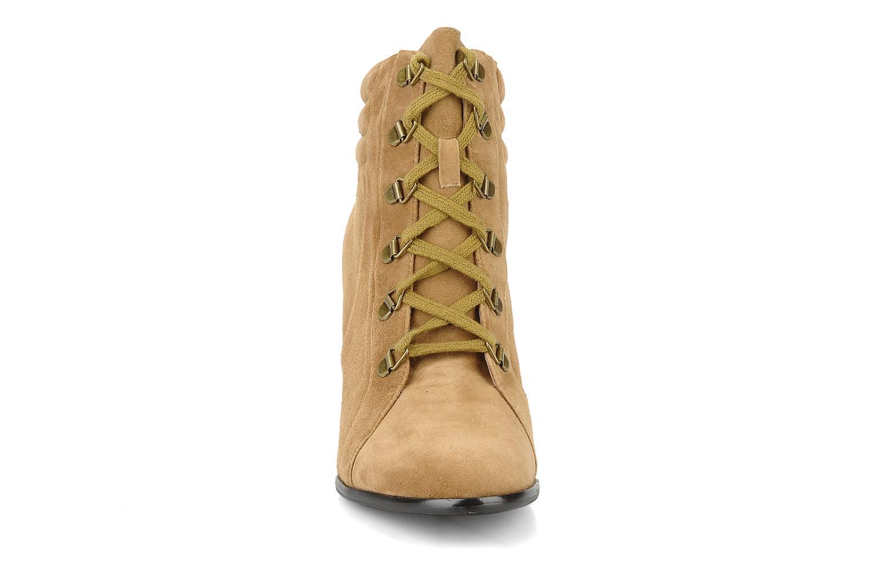 Stiefeletten & Boots Georgia Rose Huny beige schuhe getragen
