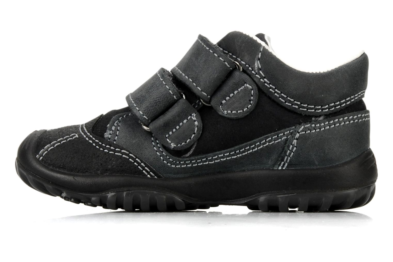 Sneakers Rose & Martin Cirano Zwart voorkant
