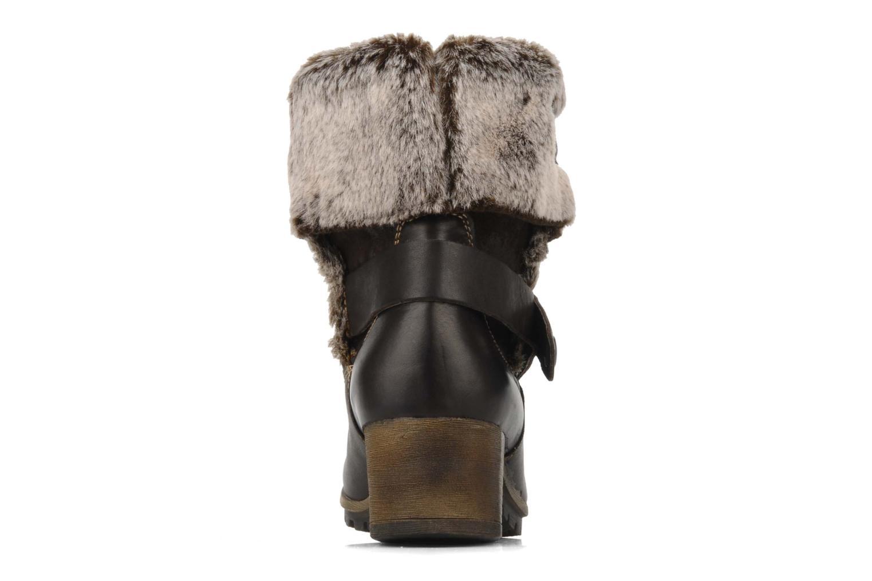 Bottines et boots Tamaris Oprah Marron vue droite