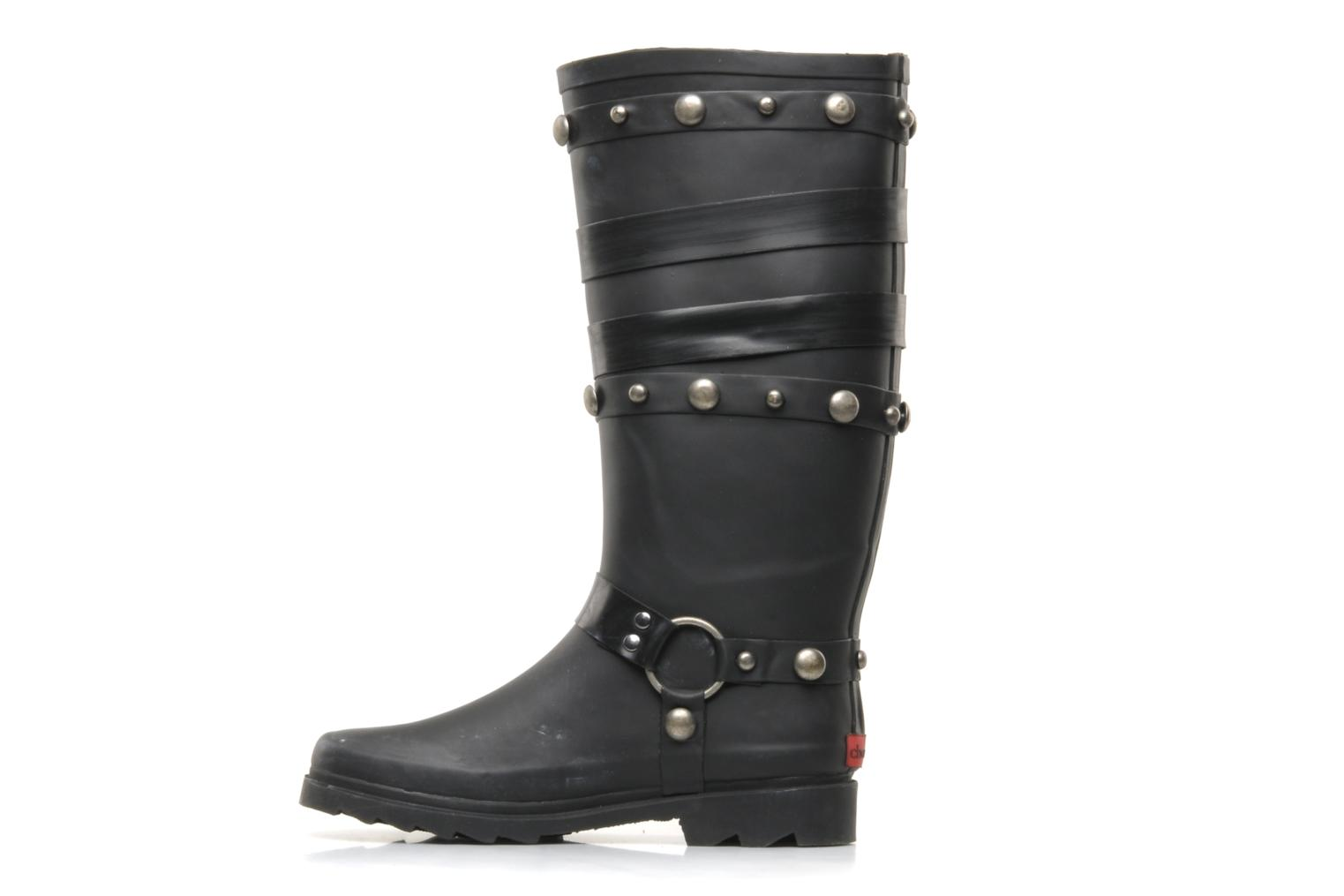 Boots & wellies Chooka Trash Black front view