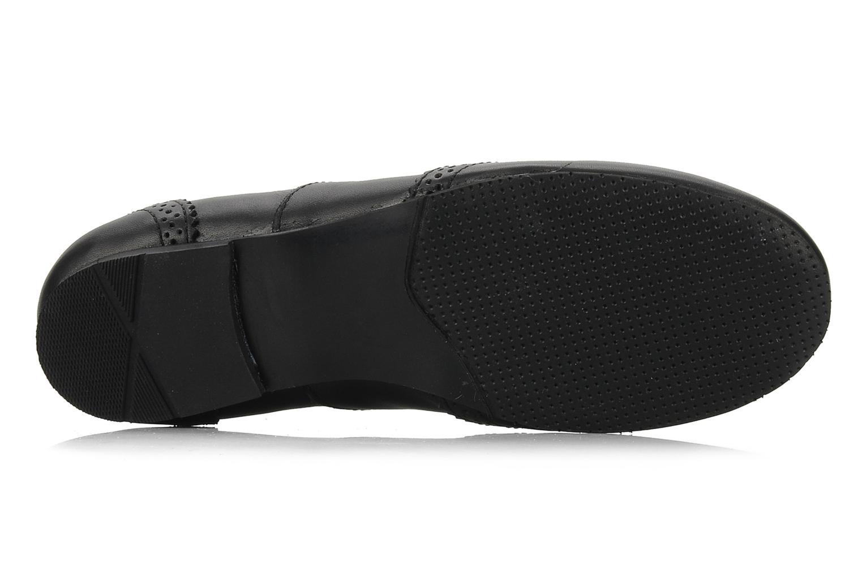 Chaussures à lacets Start Rite Fran Noir vue haut