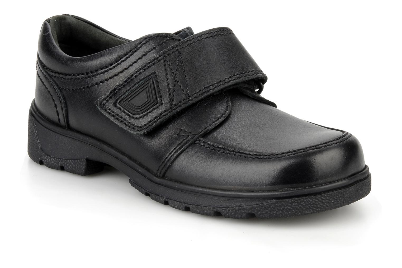 Chaussures à scratch Start Rite Accelerate Noir vue détail/paire