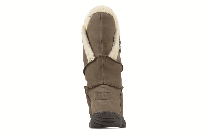 Bottines et boots Caprice Kosma Marron vue droite