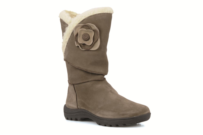 Bottines et boots Caprice Kosma Marron vue détail/paire