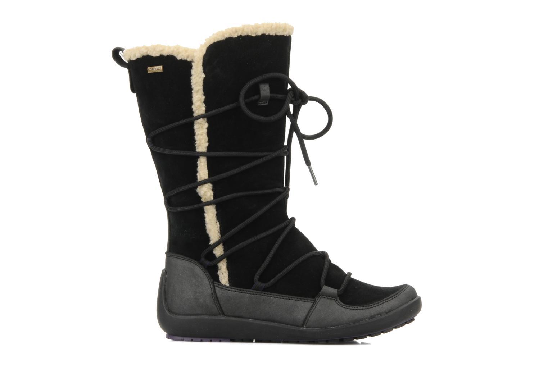 Boots en enkellaarsjes Clarks Nemo thrillgtx Zwart achterkant