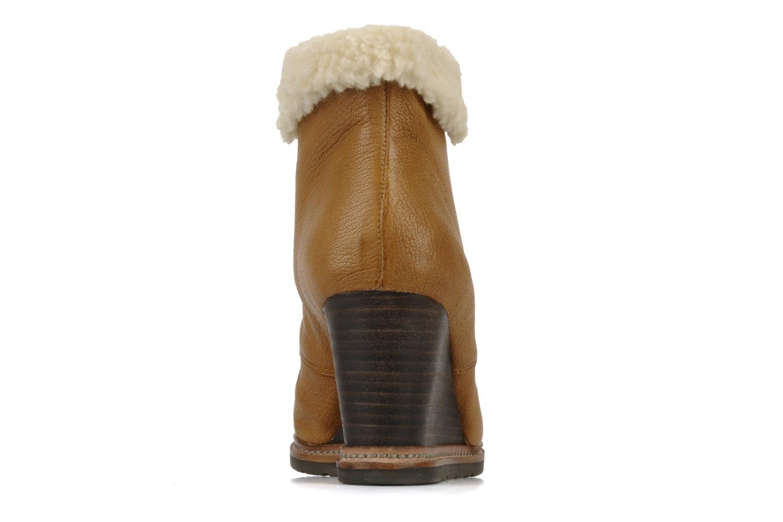 Bottines et boots Marc O'Polo Julietta Marron vue droite