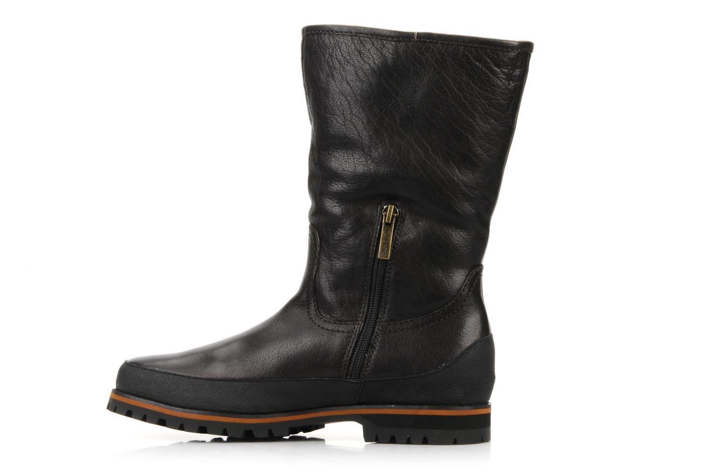 Bottines et boots Marc O'Polo Cross Marron vue face