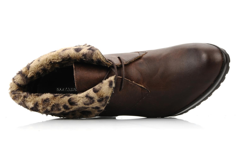 Stiefeletten & Boots Elizabeth Stuart Alra braun ansicht von links