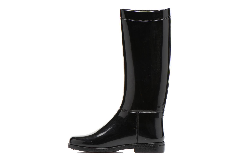 Boots & wellies Elizabeth Stuart Glasgow Black front view