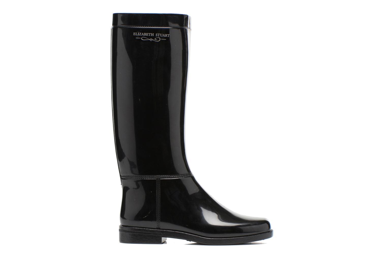 Boots & wellies Elizabeth Stuart Glasgow Black back view