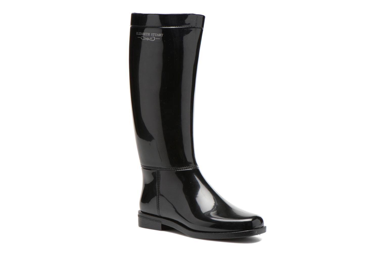 Boots & wellies Elizabeth Stuart Glasgow Black detailed view/ Pair view