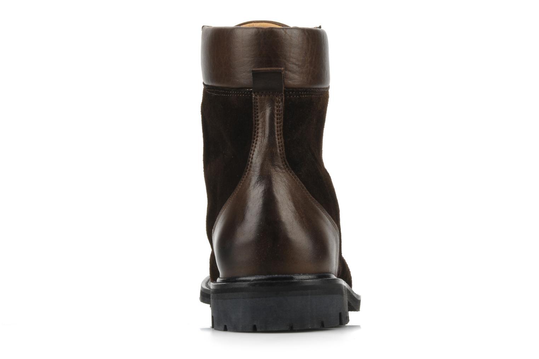 Stiefeletten & Boots Marvin&Co Eduard braun ansicht von rechts