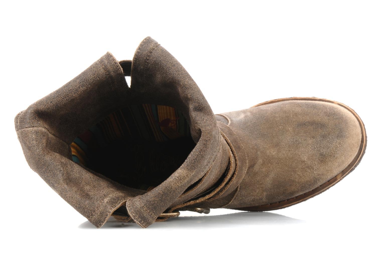 Bottines et boots Myma Jennie Felmini Marron vue gauche