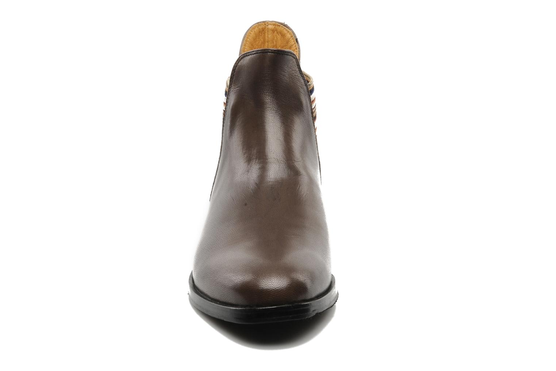 Ankle boots Melvin & Hamilton Susan 2 Brown model view