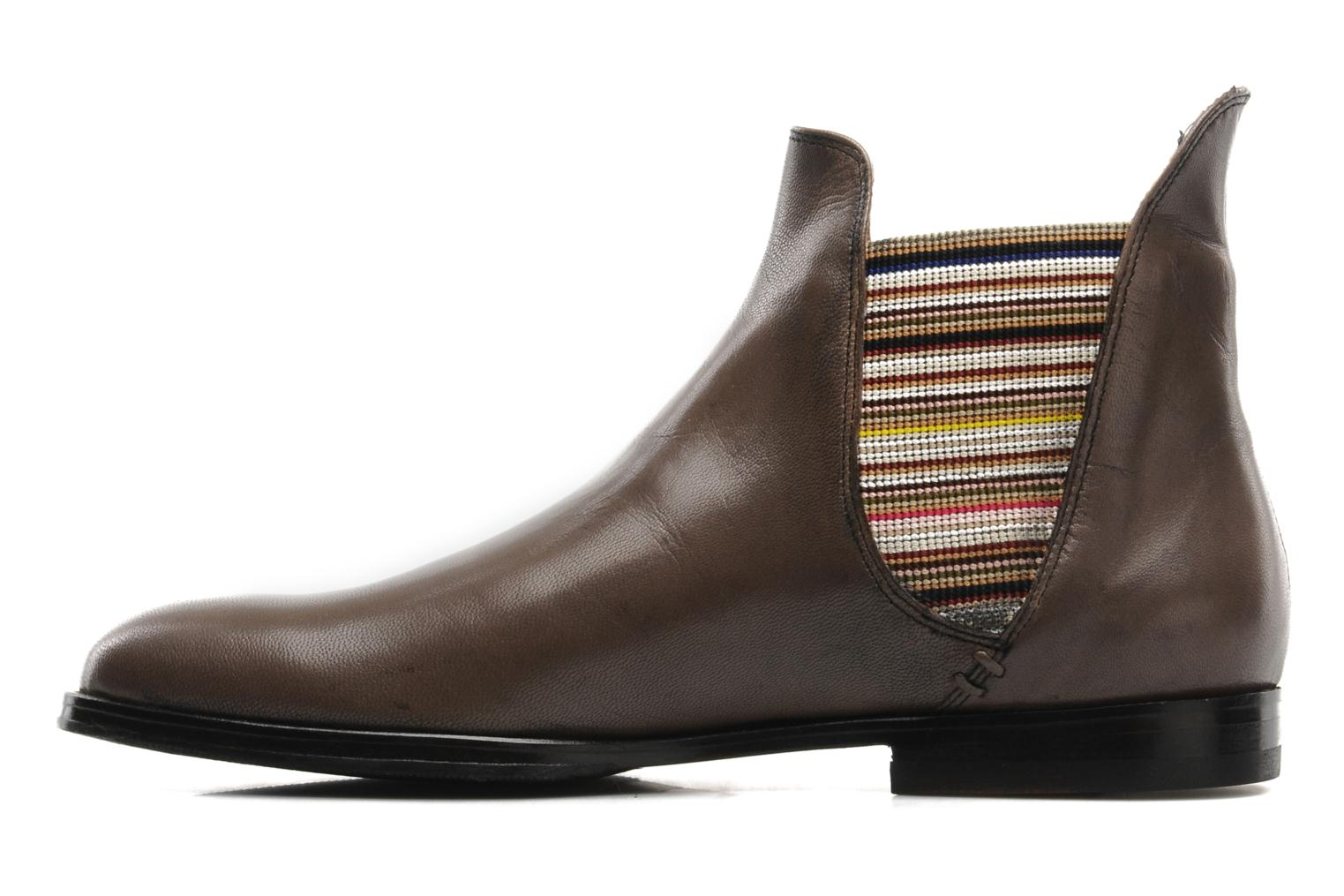 Ankle boots Melvin & Hamilton Susan 2 Brown front view