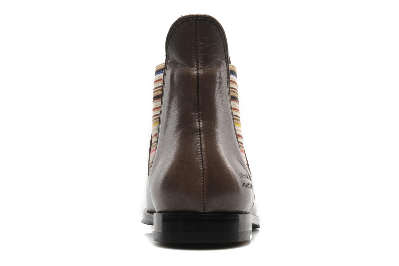 Ankle boots Melvin & Hamilton Susan 2 Brown view from the right