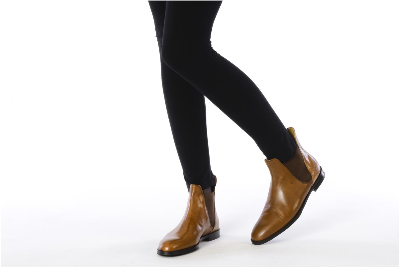 Stiefeletten & Boots Melvin & Hamilton Susan 2 schwarz ansicht von unten / tasche getragen