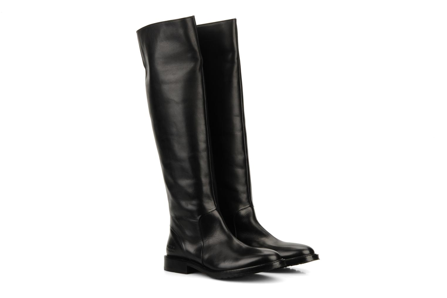 Boots & wellies Melvin & Hamilton Gina 6 Black 3/4 view