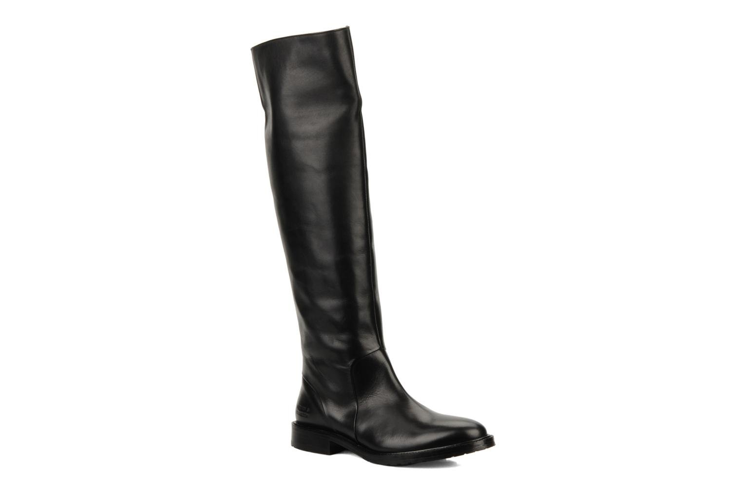 Boots & wellies Melvin & Hamilton Gina 6 Black detailed view/ Pair view