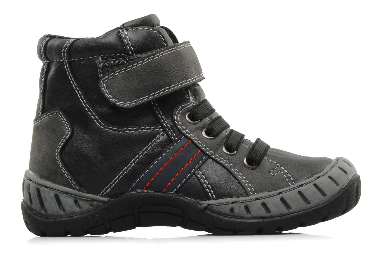 Bottines et boots I Love Shoes Alpiniste Noir vue derrière