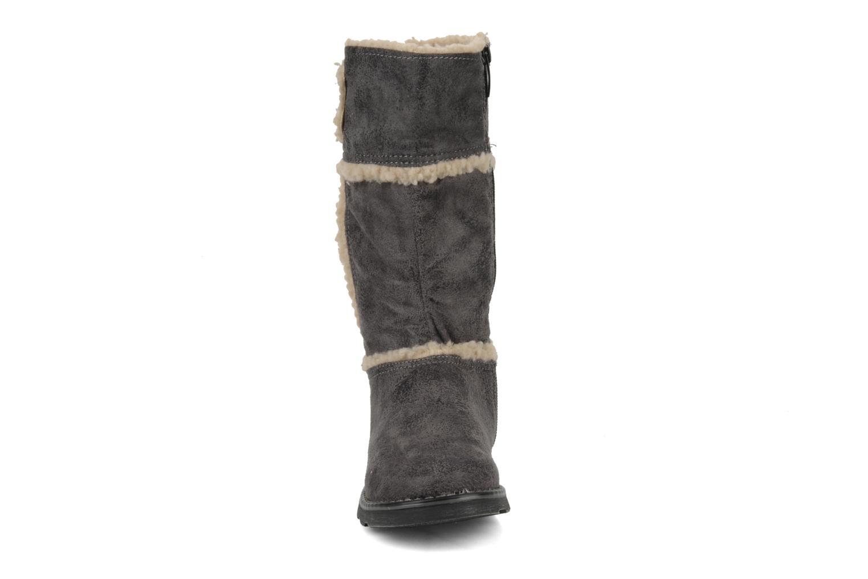 Stiefel I Love Shoes Fashion grau schuhe getragen