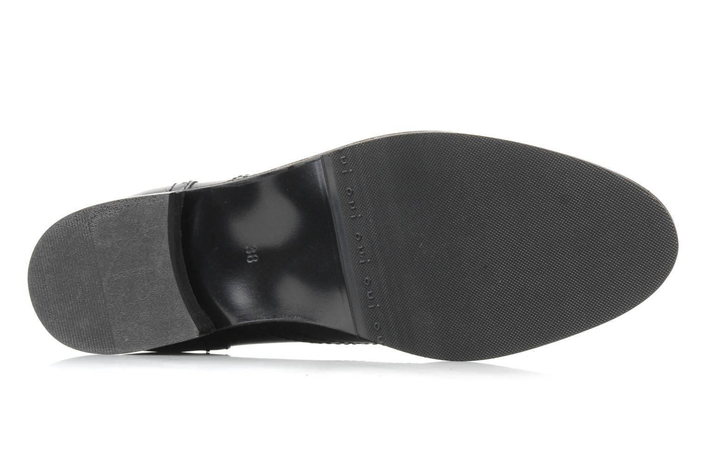 Chaussures à lacets Georgia Rose Dodda Noir vue haut