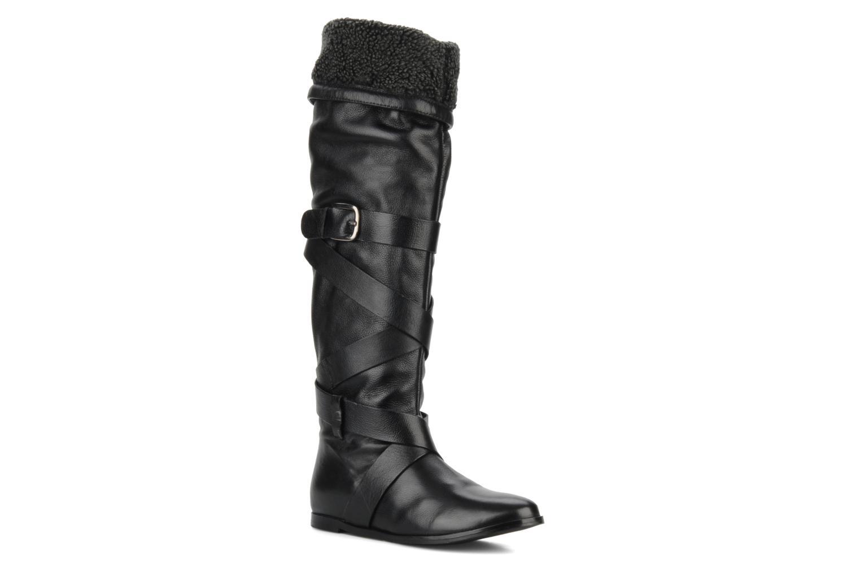 Stiefel Georgia Rose Merika schwarz detaillierte ansicht/modell