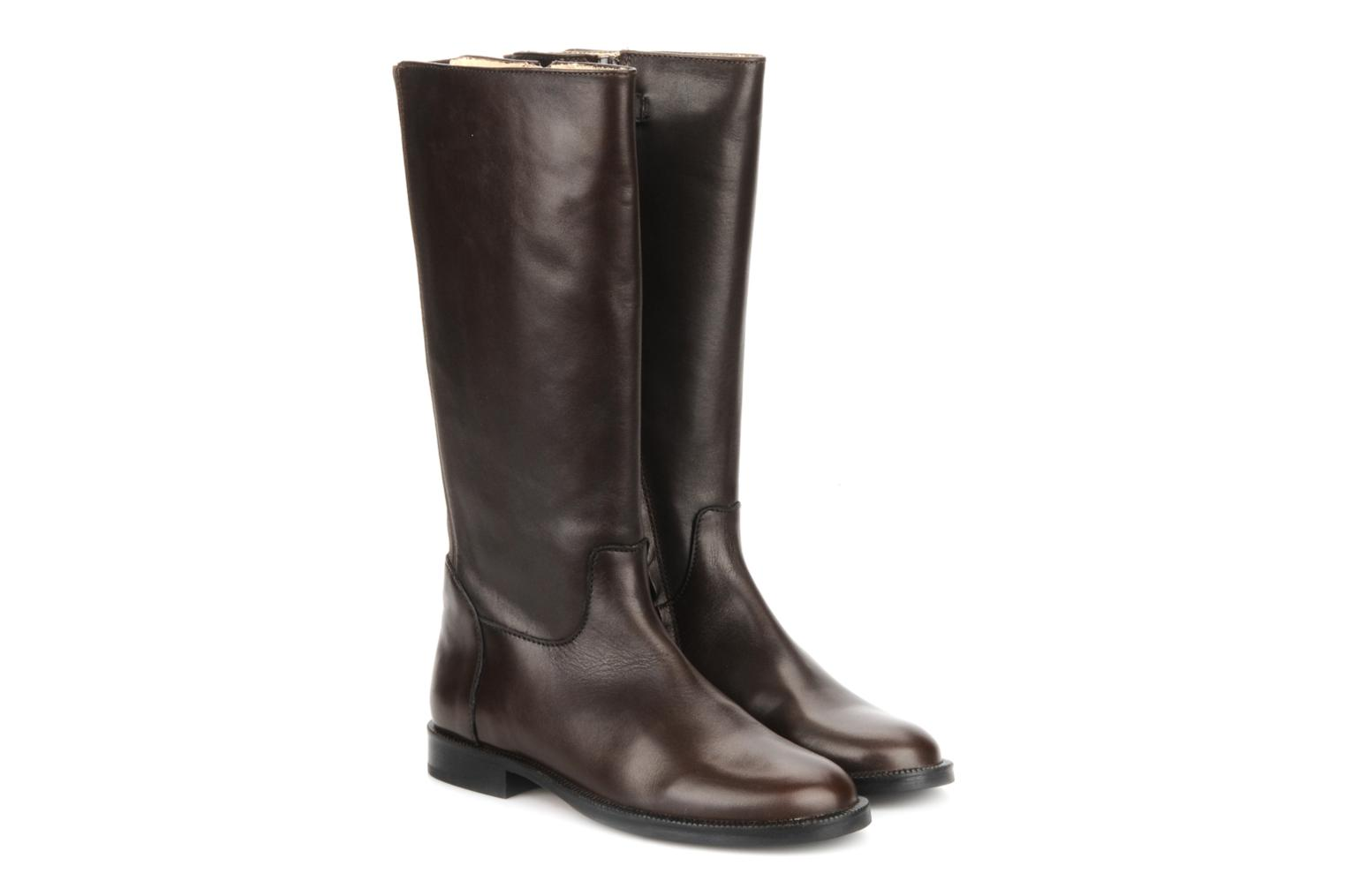 Margaret Brown leather