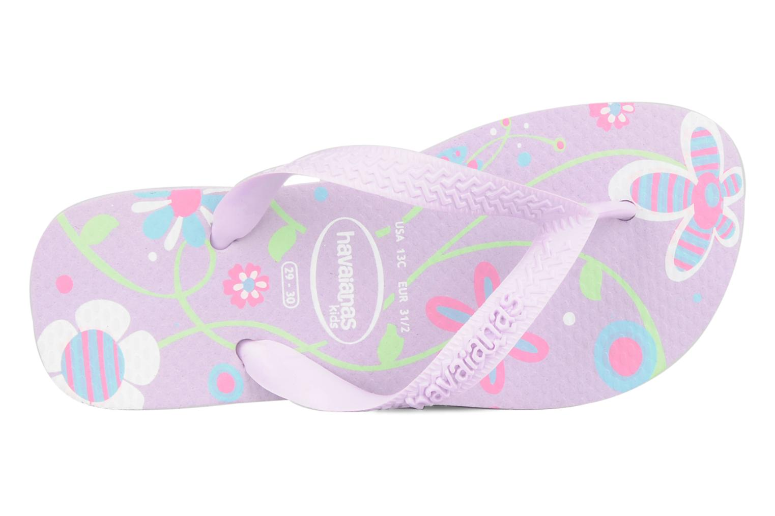 Kids flores Light Lilac