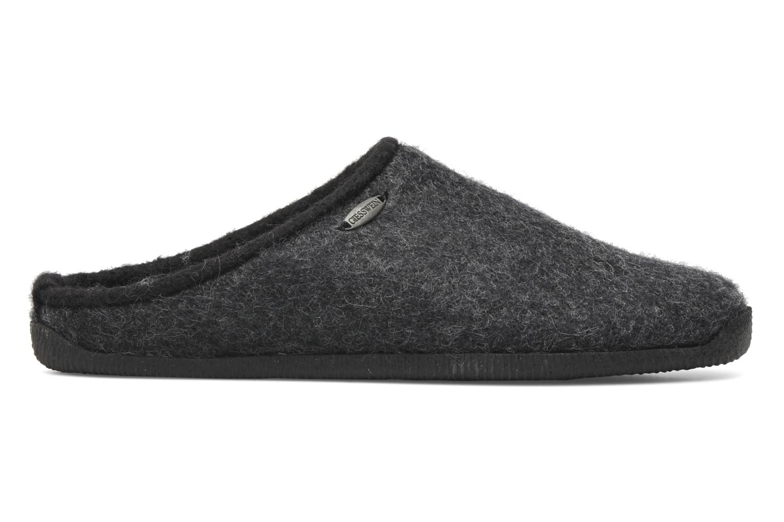 Slippers Giesswein Illsfeld Grey back view