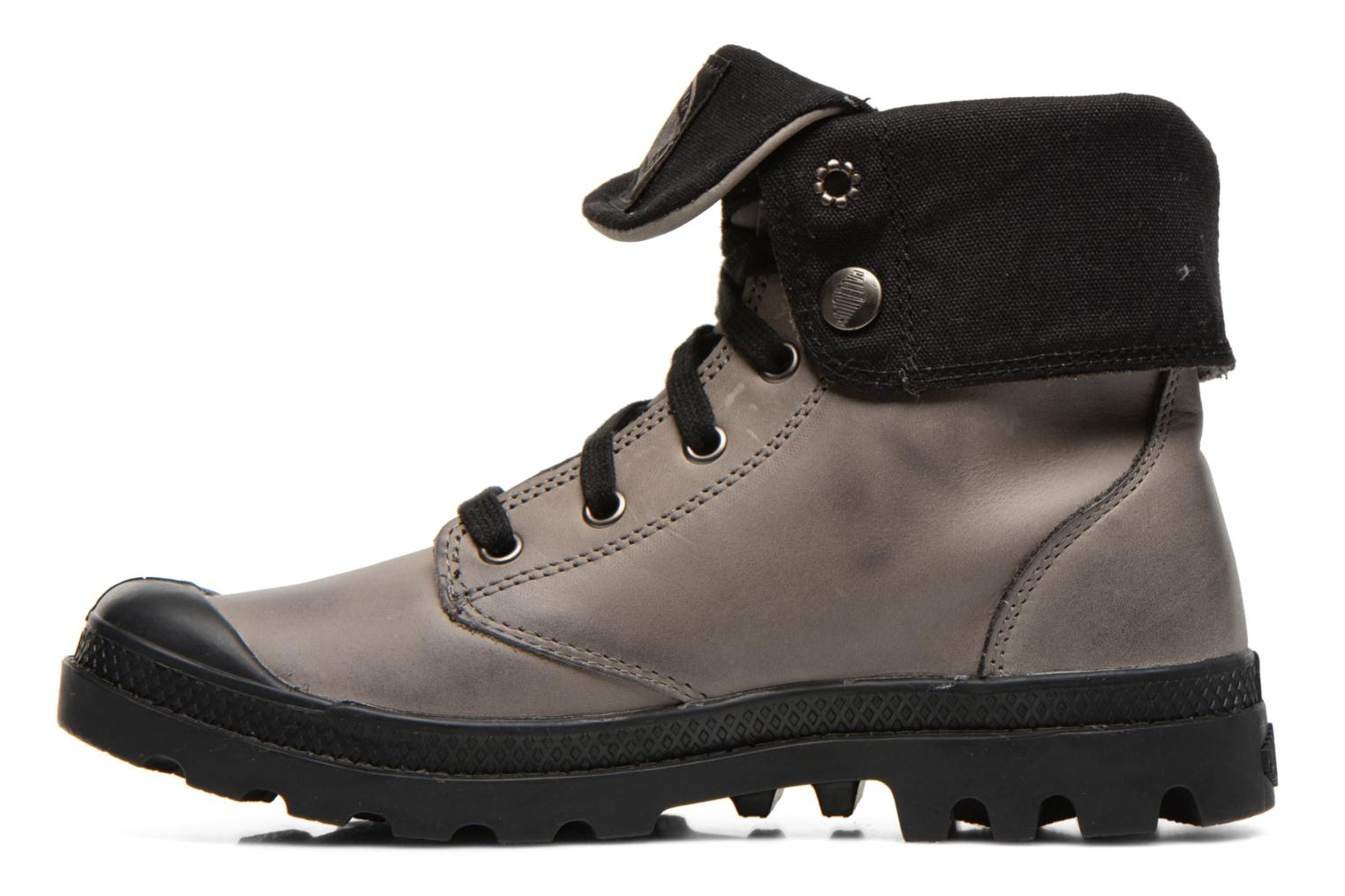 Baggy leather w Gray/Black/Black